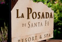 La Posada de Santa Fe, a Luxury Collection Resort & Spa / Explore La Posada de Santa Fe, a luxury resort in Santa Fe, New Mexico featuring local artwork, adobe architecture, and a wide variety of luxurious amenities for the ultimate getaway. / by La Posada de Santa Fe Resort & Spa