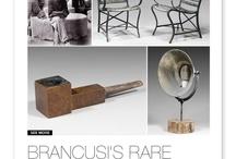 Brancusi  / by La Blouse Roumaine