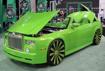 SEMA 2013 / Our coverage of the 2013 Specialty Equipment Market Association (SEMA) show in Las Vegas. / by Popular Mechanics