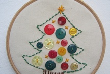 Christmas Crafts / by Elizabeth Fisher