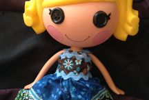 Lalaloopsy dolls / by L E E N A