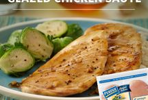 Pantry Staples / These chicken and turkey recipes have a simple list of ingredients that you might already have in your pantry or fridge.  / by Perdue Chicken