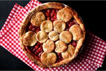 Summer Pies / A collection of summer fruit desserts.  / by The New York Times