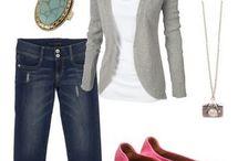 Outfits,Purses & Ect, I Like:):) / by Teresa Parsons