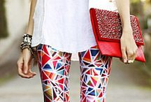 Fashion is passion  / by Cari Jones