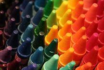 Art and Art Supplies / by Sauni-Rae Dain