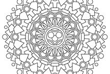 Coloring Pages / by Rebekah Garcia