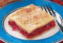 desserts / by Vickie Braun