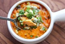 eat healthy - soups / by Michelle LaPoint Taylor