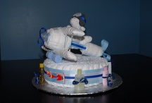 Diaper cakes / Baby / by Lindsey Colin