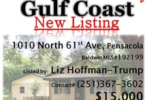 New KW Alabama Gulf Coast Real Estate Listings / We have dedicated Agents that offer Great Real Estate Listings around the Gulf Coast... Let us help find you the perfect Agent to guide you through your Home Buying process... 251-928-9890 / by Keller Williams Gulf Coast