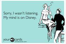 I love Disney / by Lois Siegman