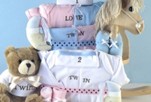 Twins Gifts / by Corner Stork Baby Gifts