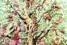 Illustrations / by Arlah King
