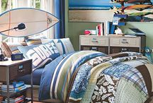 Kids Bedroom / by Laurie Brewer
