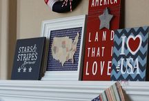 Indepence Day & Memorial Day / by Melissa G