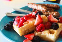 Breakfast Menu / by Marnely Rodriguez-Murray