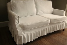 slipcovers  / by Wendy Wilson