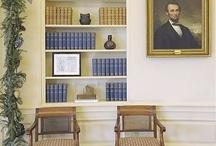 Oval Office Decor / by Kerry Sisselman
