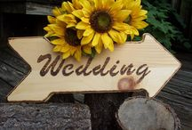 """ANR&JBG's Wedding Ideas. / A mixture of my """"redneck"""", mason jar drinking, country boy brother and my simple, sweetheart, sunflower lovin' future sister-in-law. / by AbstractAverun"""