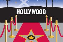 Hollywood / by Cathi Stephens