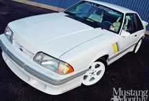 1989 Ford Mustangs / 1989 Ford Mustangs / by StangBangers