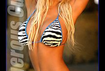 Thong Bikinis / by Dangerous Curves