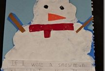 winter activities / by Brittany McKinney
