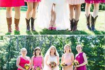 Shawnene Wedding / Pin inspiration for one amazing wedding! / by Monique