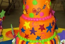 Birthday party ideas / by Brandi Hindman