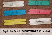 Sight Words / by Amanda Miller