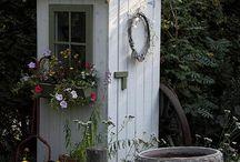 Yard stuff / by Sharon Pope