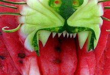 Fruit Carving / by Jeannie Pryor-Graves