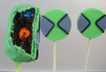 Cute Cake Pops / by Danielle Slingerland - van der Aa