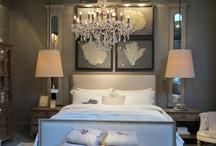 Bedrooms / by Stacy Kristynik