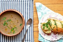 Savory / Recipes I return to multiple times or meals I would like to try. / by Agata A