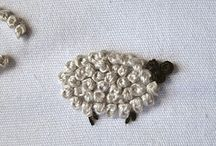 embroidery / by Carolyn Bacon