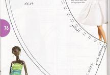 Vêtement poupee / by rachel cavenne
