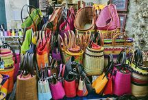 Markets / by Red Persimmon Imports - Katrina Ulrich