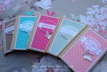 Stampin' Up Inspirations / Stampin' Up craft makes / by Carrie Bates
