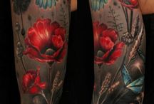 Tattoos / by Shelby Bledsoe