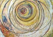 Encaustic & Cold Wax / Paintings done with hot, fused wax (encaustic) or unfused cold wax. / by Linda Virio