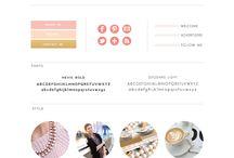 Blog Design / by TorontoGirlWest