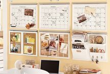 Vain Office Vision Board / Decor / by Erica Vain