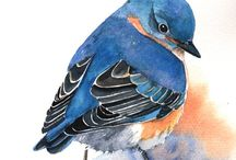 Art gallery- watercolor / by Alina