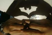 batman / by Tonya Morse-Weaver