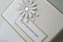 Cards/die cutting / by Kathryn Ethington