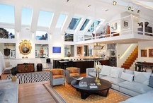 Lovely Lofts / by Cara Rich