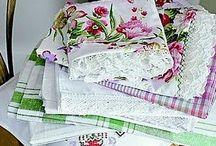 Doilies Napkins Tablecloths & Towels 2 / by Teresa Noah-Brown