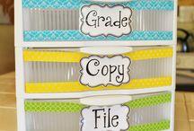 School: Organization / by Kel Sea